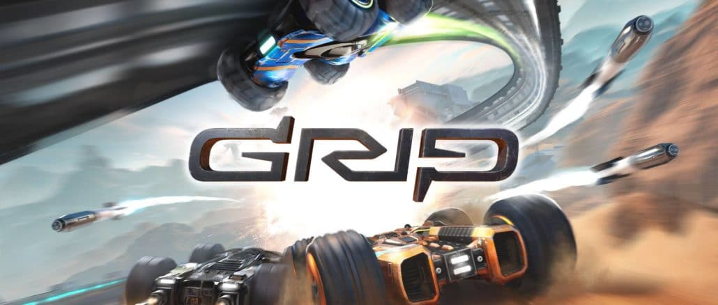 GRIP: Combat Racing Airblades Anti-Grav gratis update gaat eind mei van start