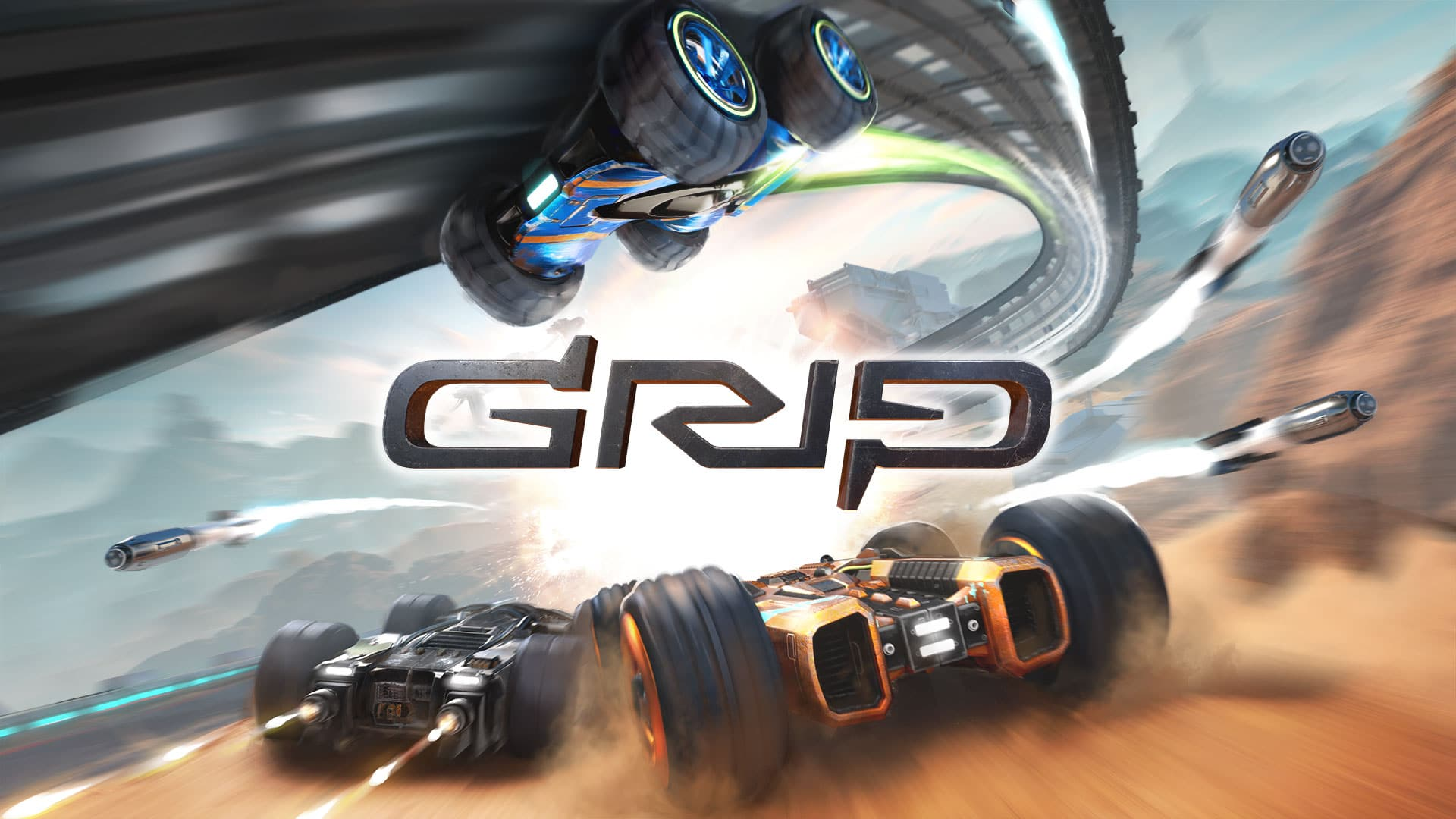 GRIP: Combat Racing's Launch Trailer