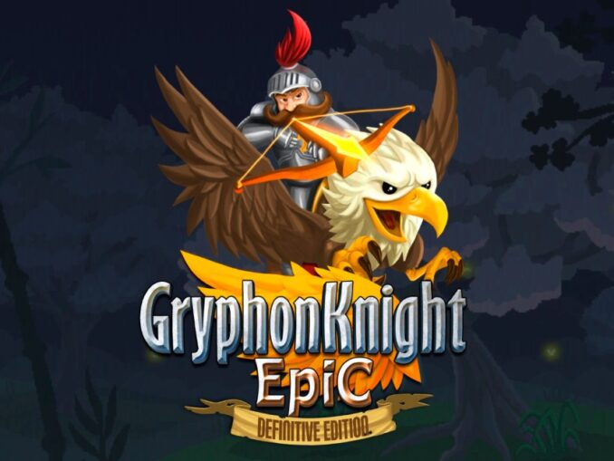 Release - Gryphon Knight Epic: Definitive Edition