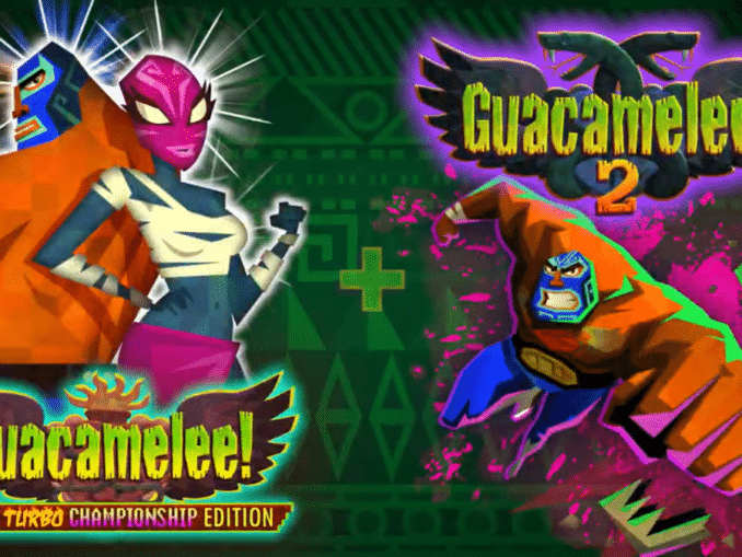 News - Guacamelee! One-Two Punch Collection announced
