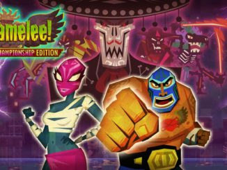 Release - Guacamelee! Super Turbo Championship Edition