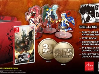 Guilty Gear 20th Anniversary Pack – Fysieke release aangekondigd