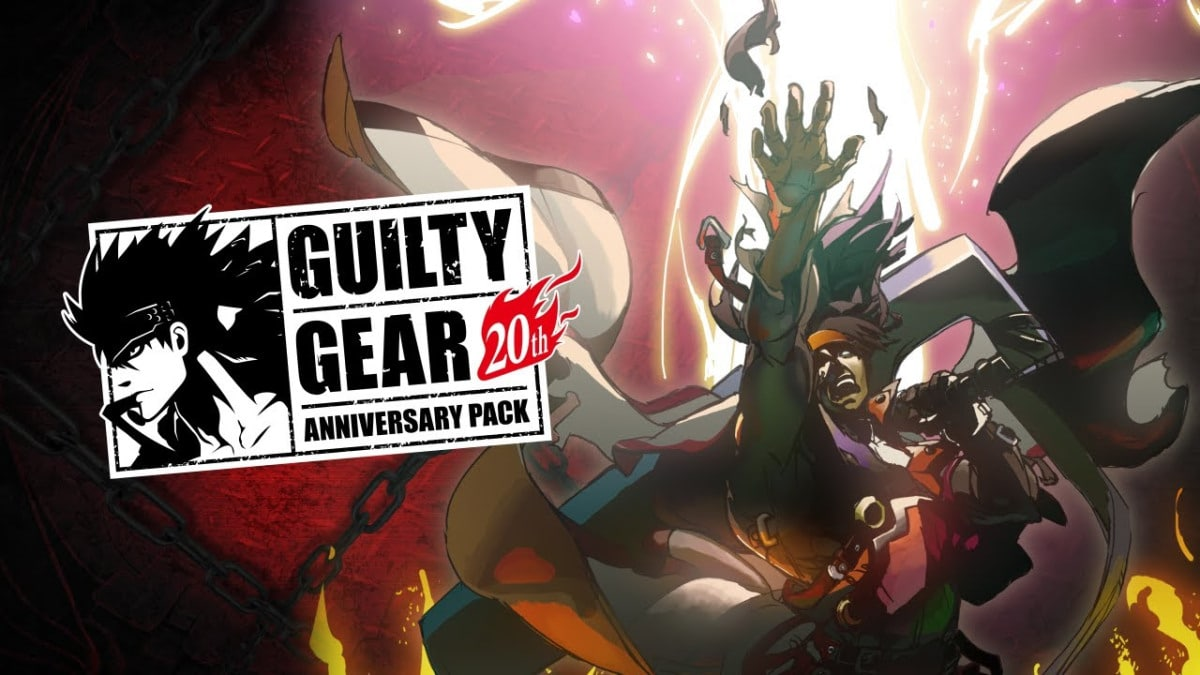 Guilty Gear 20th Anniversary Pack Trailer