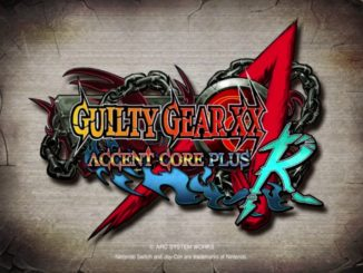 Guilty Gear XX Accent Core Plus R – Launch Trailer