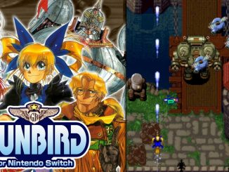 Release - GUNBIRD for Nintendo Switch