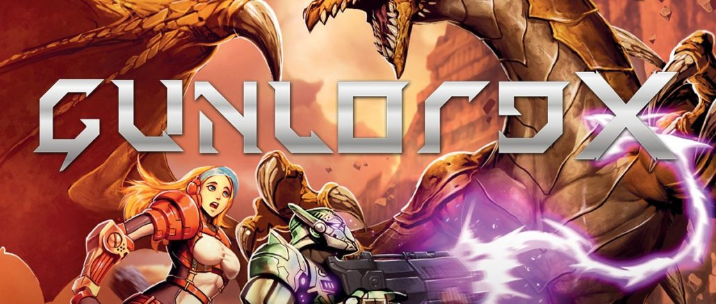 Gunlord X – Physical Editions aangekondigd