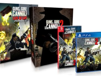 Guns, Gore And Cannoli 1 & 2 Fysieke release – Strictly Limited Games