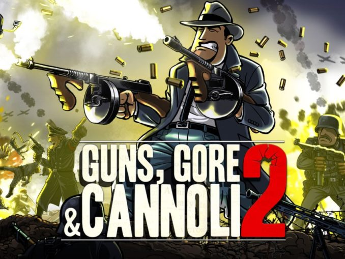 Release - Guns, Gore and Cannoli 2