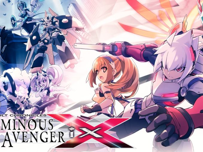 Release - Gunvolt Chronicles: Luminous Avenger iX