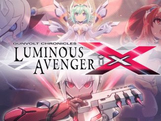 Nieuws - Gunvolt Chronicles: Luminous Avenger iX komt!