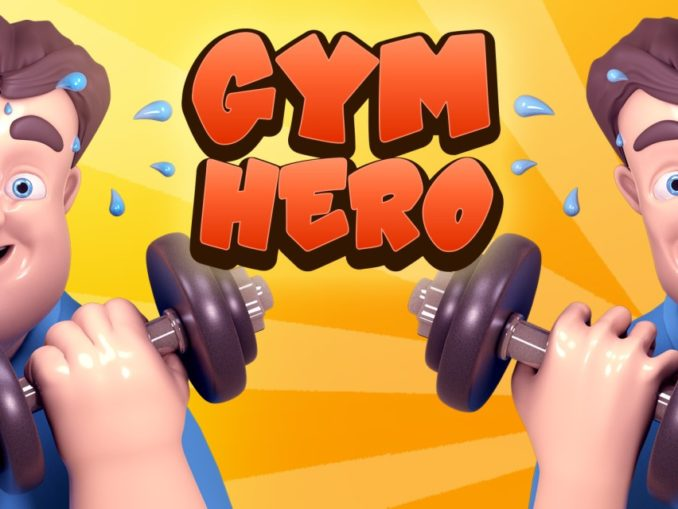 Release - Gym Hero – Idle Fitness Tycoon