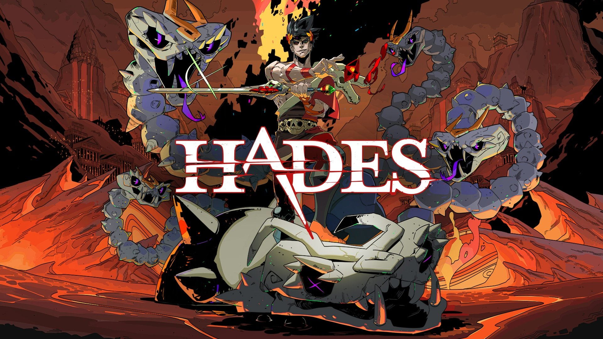 Hades – Launch Trailer