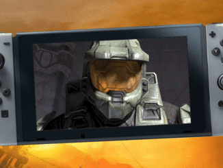 Halo 5 gestreamd op Nintendo Switch