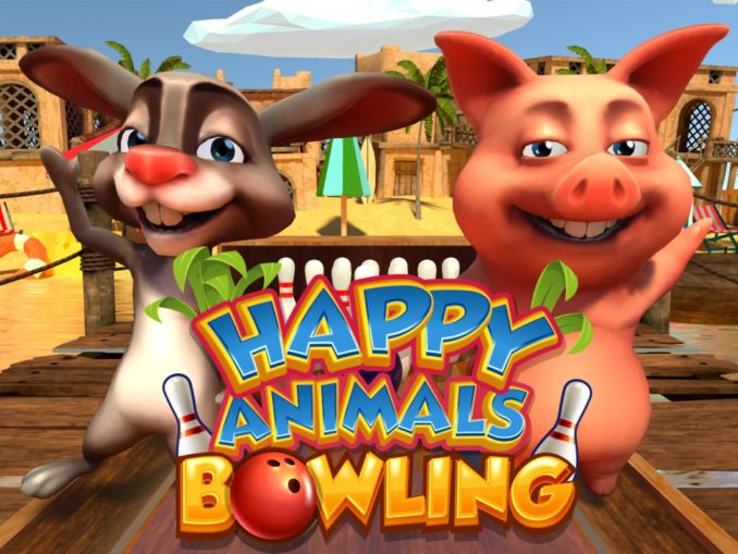 Release - Happy Animals Bowling
