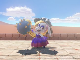 News - Hariet hat and suit available in Super MarioOdyssey