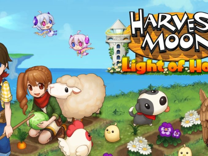 Release - Harvest Moon: Light of Hope Special Edition