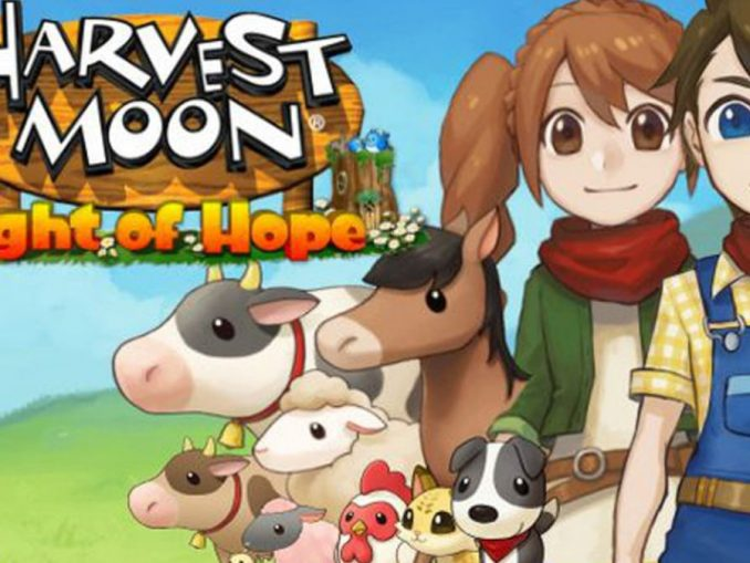 Nieuws - Harvest Moon: Light Of Hope Special Edition – Co-Op Gameplay
