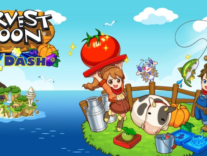 Release - Harvest Moon: Mad Dash