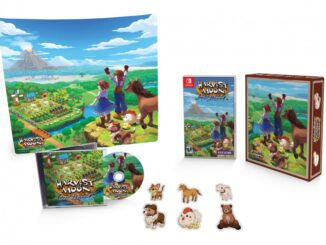 Harvest Moon: One World Limited Edition aangekondigd, pre-orderbonus en bachelor-personageprofiel onthuld