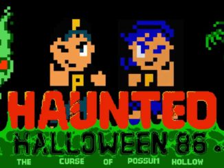 Release - HAUNTED: Halloween '86