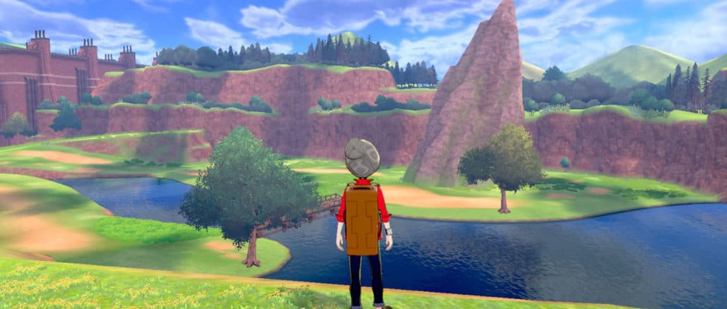 Pokemon Sword and Shield – De Wild Area ontdekken