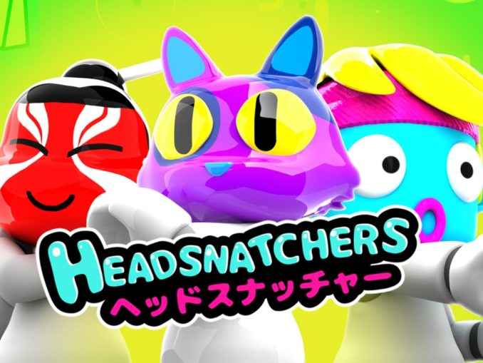 Release - Headsnatchers