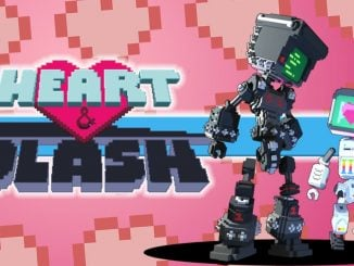 News - Heart and Slash is coming!