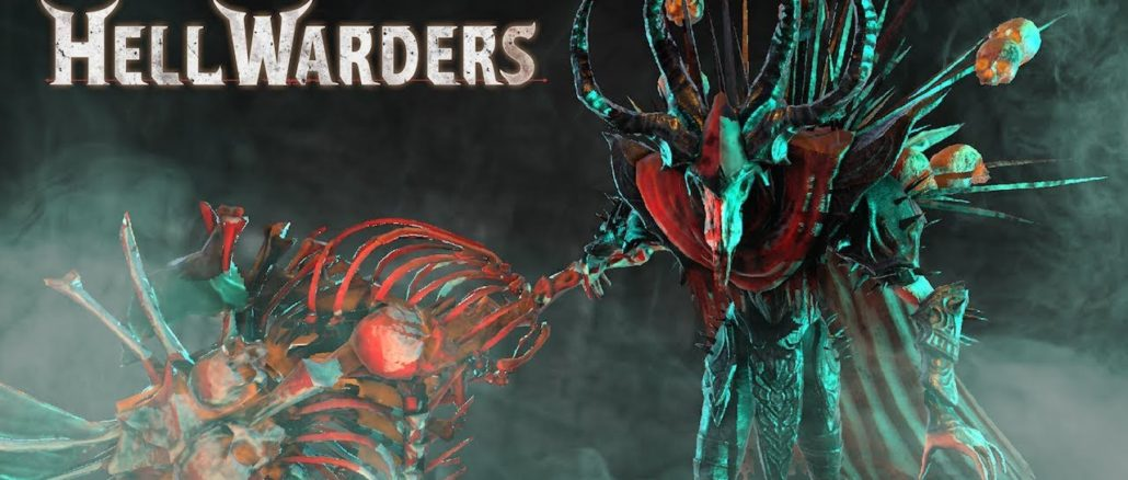 Hell Warders Launch Trailer