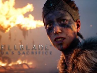 Hellblade: Senua's Sacrifice compared to PlayStation 4