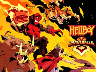 Hellboy cast neemt in april deel aan de Brawlhalla