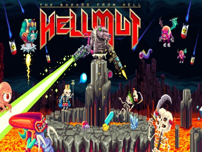 Release - Hellmut: The Badass from Hell