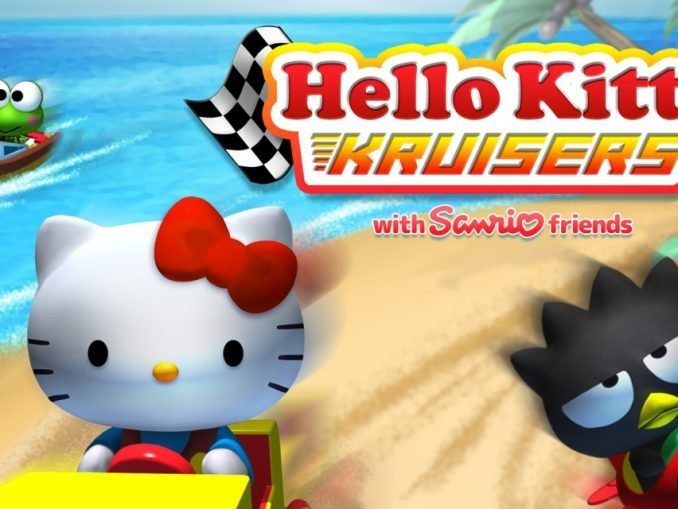 Release - Hello Kitty Kruisers With Sanrio Friends