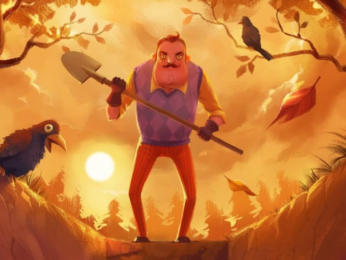 Release - Hello Neighbor