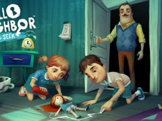 Release - Hello Neighbor Hide and Seek
