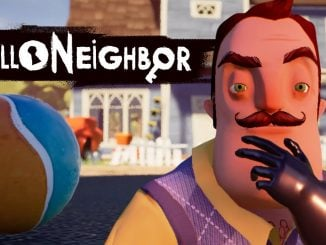 [FEIT] Hello Neighbor voor Nintendo Switch?