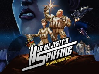 Release - Her Majesty's SPIFFING