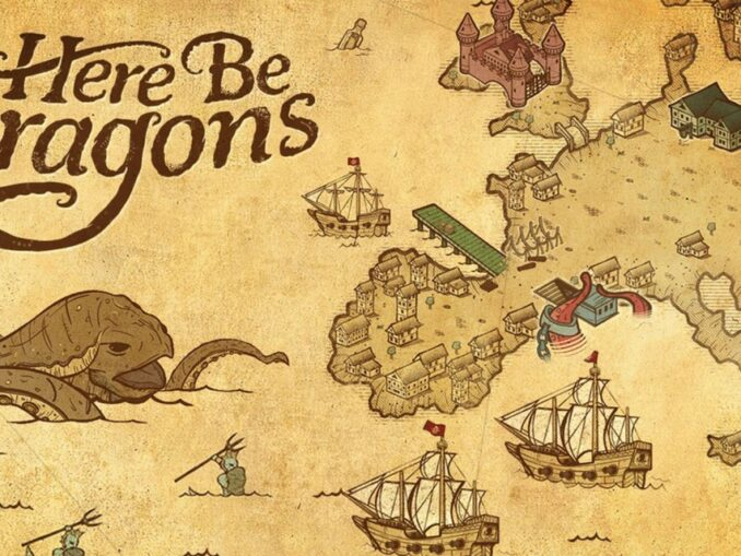 Release - Here Be Dragons