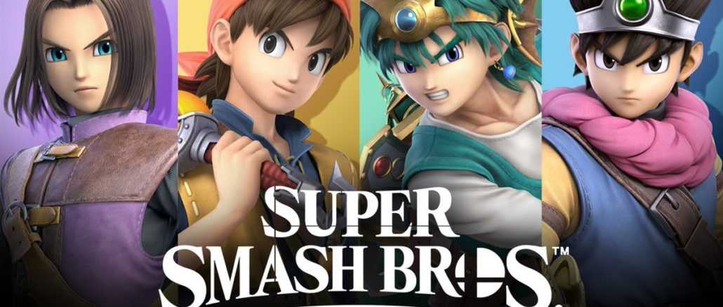 Hero In Super Smash Bros. Ultimate is thanks to Sakurai