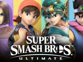 Hero in Super Smash Bros. Ultimate is dankzij Sakurai