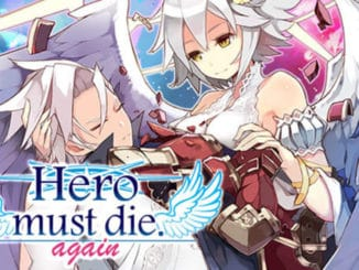 Hero Must Die. Again announced in the west, launching Spring 2020