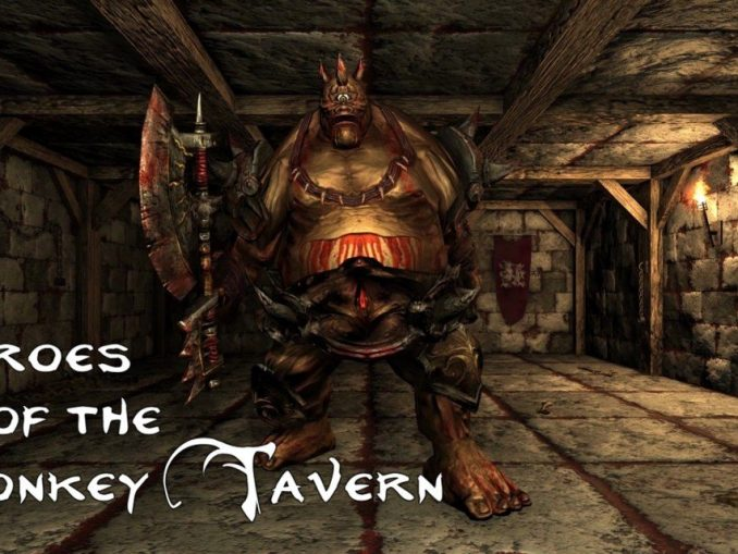 Release - Heroes of the Monkey Tavern