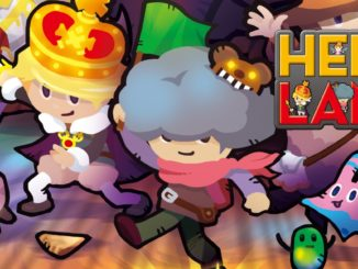 Heroland launches January31st in Europe