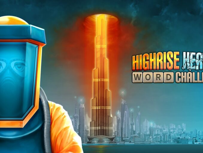 Release - Highrise Heroes: Word Challenge