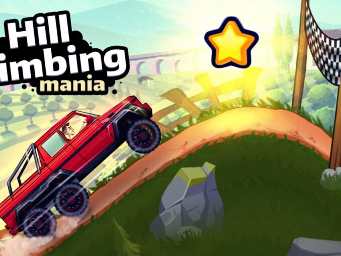 Release - Hill Climbing Mania