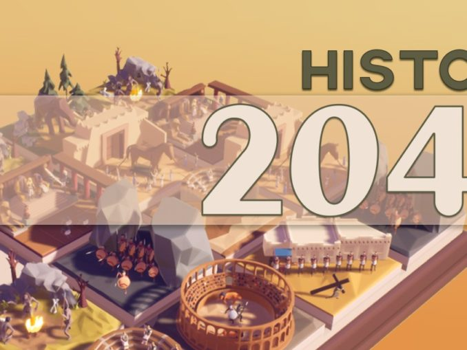 Release - History 2048