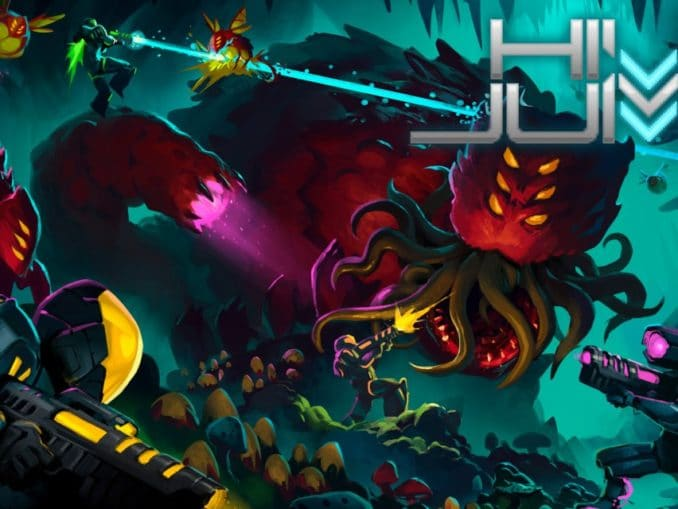 Release - Hive Jump