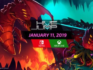 News - Hive Jump launches 11th of January 2019