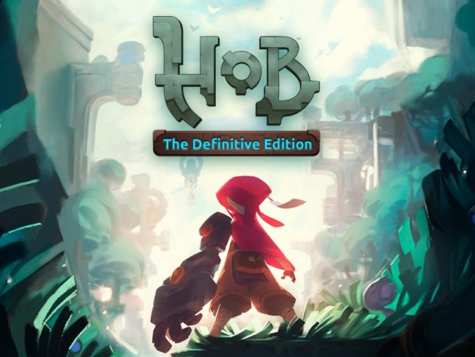 Release - Hob: The Definitive Edition