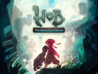 Hob: The Definitive Edition out now!