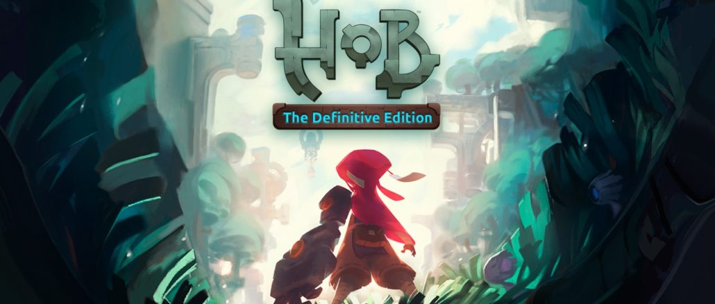 Hob: The Definitive Edition – Version 1.1.1 Patch